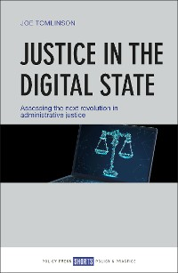 Cover Justice in the Digital State
