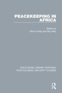 Cover Peacekeeping in Africa