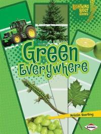 Cover Green Everywhere