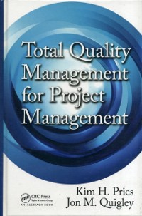 Cover Total Quality Management for Project Management