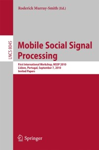 Cover Mobile Social Signal Processing