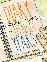 Cover Diary Confessions of Teenage Years