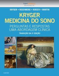 Cover Kryger Medicina do Sono - Perguntas e Respostas