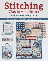 Cover Stitching Classic Americana with Masako Wakayama