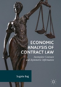 Cover Economic Analysis of Contract Law