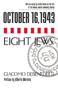 Cover October 16, 1943/Eight Jews