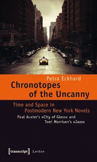 Cover Chronotopes of the Uncanny