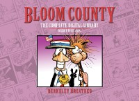 Cover Bloom County Digital Library Vol. 4
