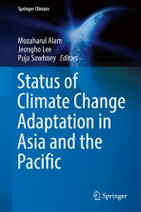 Cover Status of Climate Change Adaptation in Asia and the Pacific