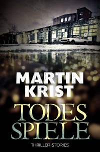 Cover Todesspiele