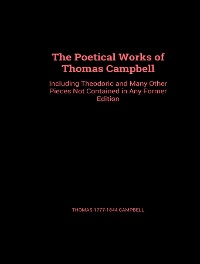 Cover The Poetical Works of Thomas Campbell