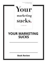 Cover Your Marketing Sucks