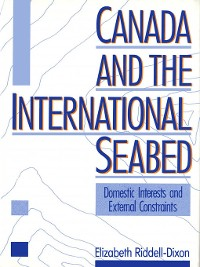 Cover Canada and the International Seabed