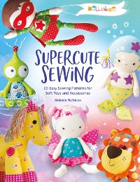 Cover Melly & Me: Supercute Sewing