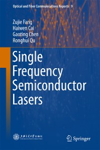 Cover Single Frequency Semiconductor Lasers