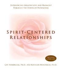 Cover Spirit-Centered Relationships