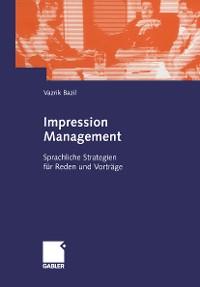Cover Impression Management