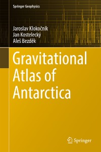 Cover Gravitational Atlas of Antarctica