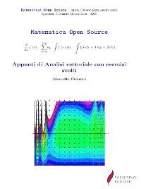 Cover Appunti di Analisi vettoriale con esercizi svolti