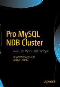 Cover Pro MySQL NDB Cluster