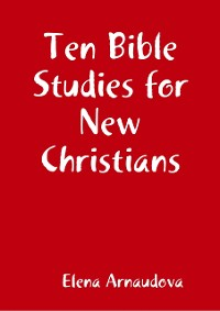 Cover Ten Bible Studies for New Christians