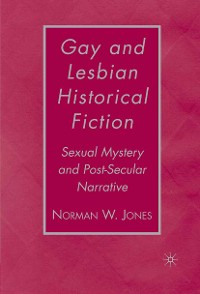 Cover Gay and Lesbian Historical Fiction