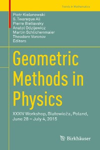 Cover Geometric Methods in Physics