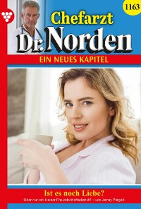 Cover Chefarzt Dr. Norden 1163 – Arztroman