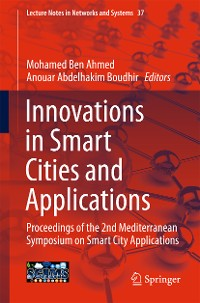 Cover Innovations in Smart Cities and Applications