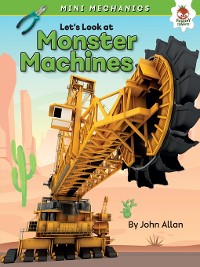 Cover Let's Look at Monster Machines