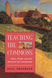 Cover Teaching The Commons