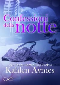 Cover Confessioni della notte (serie after dark vol. 2)