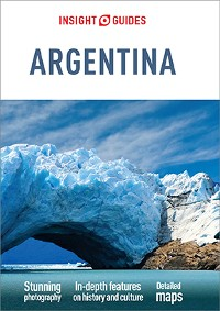Cover Insight Guides Argentina (Travel Guide eBook)