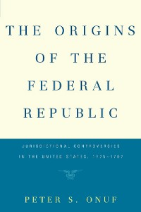 Cover The Origins of the Federal Republic