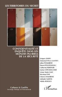 Cover Les territoires du secret