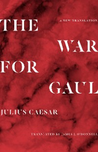 Cover The War for Gaul