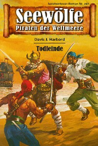 Cover Seewölfe - Piraten der Weltmeere 297