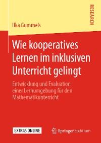 Cover Wie kooperatives Lernen im inklusiven Unterricht gelingt