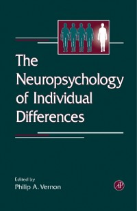 Cover Neuropsychology of Individual Differences