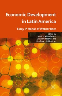 Cover Economic Development in Latin America