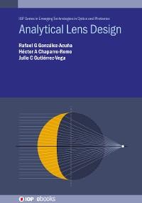 Cover Analytical Lens Design