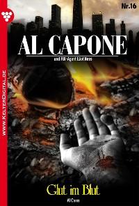 Cover Al Capone 16 – Kriminalroman