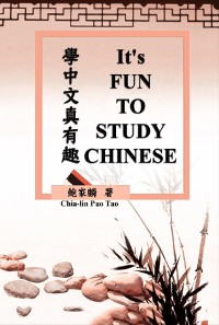 Cover It's Fun To Study Chinese (Bilingual Edition)