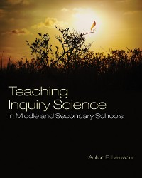 Cover Teaching Inquiry Science in Middle and Secondary Schools