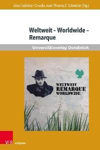 Cover Weltweit – Worldwide – Remarque