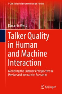 Cover Talker Quality in Human and Machine Interaction
