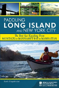 Cover Paddling Long Island and New York City