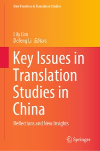 Cover Key Issues in Translation Studies in China