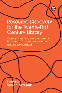 Cover Resource Discovery for the Twenty-First Century Library