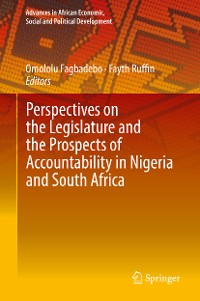Cover Perspectives on the Legislature and the Prospects of Accountability in Nigeria and South Africa